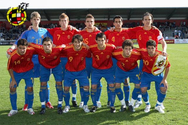 Inglaterra España 10 Rochela Impresionante