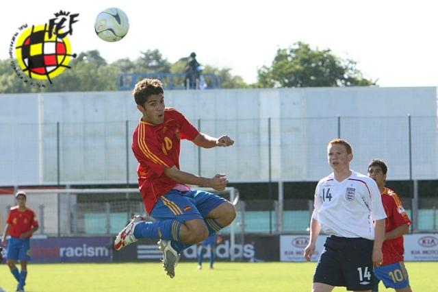 Inglaterra España 15