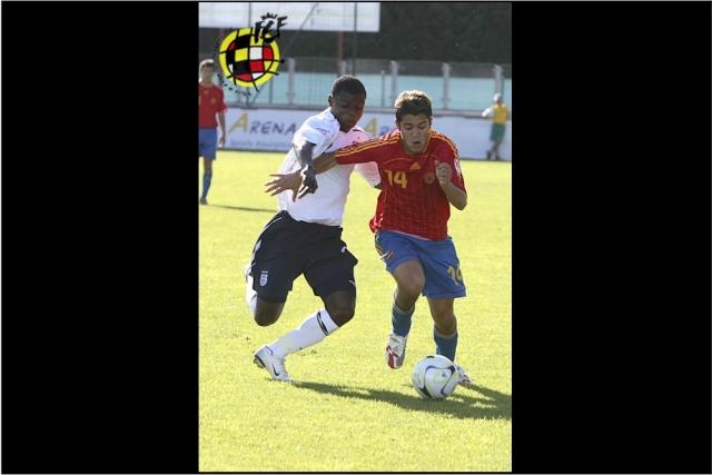 Inglaterra España 16