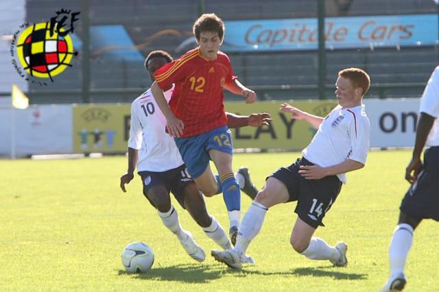 Inglaterra España 17