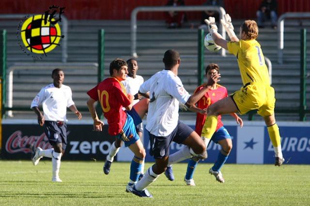 Inglaterra España 19