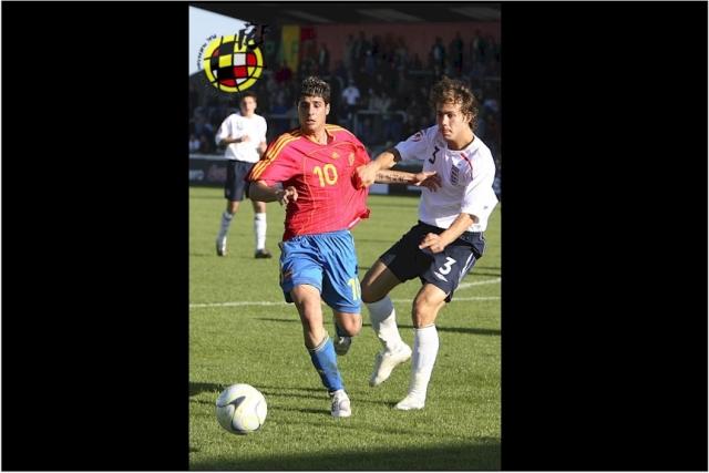 Inglaterra España 22