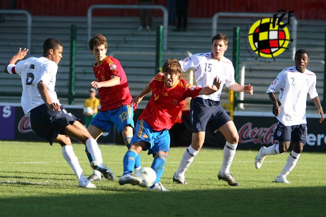 Inglaterra España 23