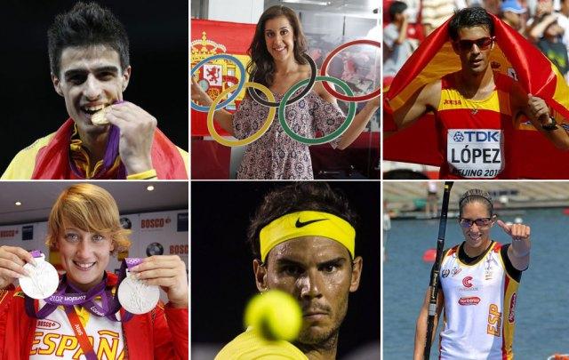 89195038a8 Faltan 150 días para que comiencen los Juegos Olímpicos de Río de Janeiro y  parece un buen momento para repasar la situación de nuestro deporte de cara  a la ...